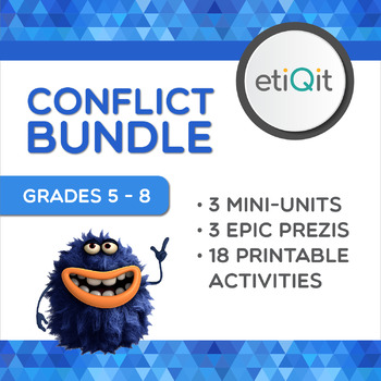 Conflict Resolution Bundle: I-Statements, Compromises, and Mediation