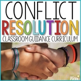 Conflict Resolution Lessons, Activities, & Games for School Counseling