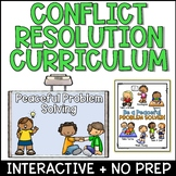 Conflict Resolution Curriculum for Lower Elementary