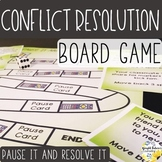 Conflict Resolution Games and Activities - Pause it and Resolve it