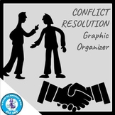 Conflict Resolution Graphic Organizer