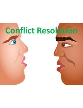 Colors for Conflict (Simple Conflict Resolution)