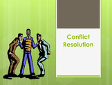 Conflict Resolution Lesson (Career Management)