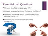 Conflict Resolution Project-Research, Differentiation, and