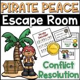 Conflict Resolution Pirate Escape Room