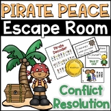 Conflict Resolution Pirate Escape Room