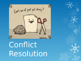 Conflict Resolution Powerpoint-ZAX