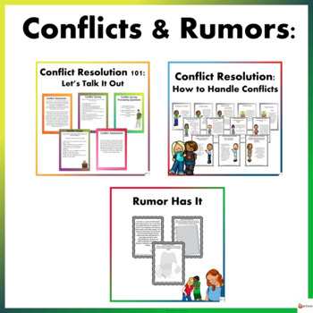 Conflict Resolution, Rumors and How To Handle