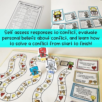 Conflict Resolution Small Group Counseling Program Unit
