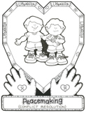 Conflict Resolution Song - MP3, Lyrics, & Coloring Page