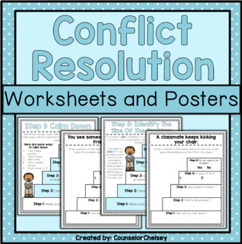 Conflict Resolution Steps