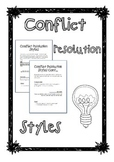 Conflict Resolution Styles