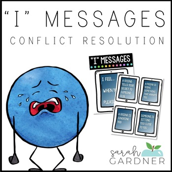 Conflict Resolution Using I Messages