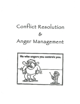 Conflict Resolution and Anger Management Activities