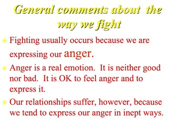 Conflict Resolution through Fair Fight