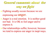 Conflict Resolution through Fair Fight