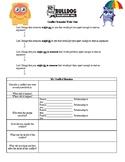 Conflict Scenarios Worksheet