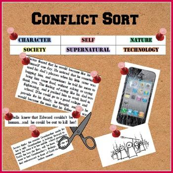 Conflict Sort/jumble
