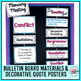 Morning Meeting Activities for Conflict - Theme in Literature
