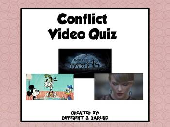 Conflict Video Quiz