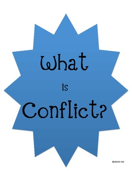 Conflict, What is it?