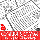 Conflict and Change in Latin America Reading Activities BU