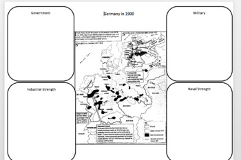 Conflict and Tension 1894-1918 26 lesson scheme of work causes of ww1