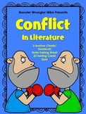 Conflict in Literature: Card Sort Activity and More