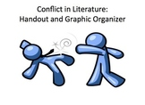Conflict in Literature: Handout, Graphic Organizer, Activity
