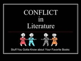 Conflict in Literature Power Point