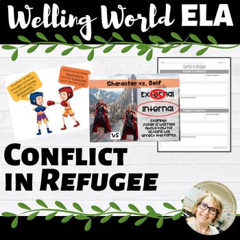 Conflict in Refugee