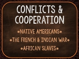 Conflicts & Cooperation {Bundle}