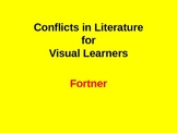 Conflicts in Literature for Visual Learners