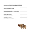 """Conflicts in """"The Most Dangerous Game"""" Worksheet"""