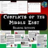Conflicts of the Middle East Stations Reading