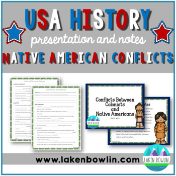 Conflicts with Native Americans: 13 colonies