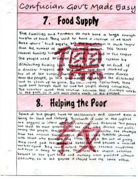 Confucian Gov't Made Easy; Common Core Approach to Practical Confucianism