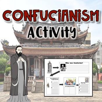 Confucianism Activity