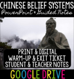 Confucianism & Government PowerPoint
