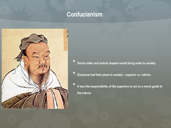 Day 008_Belief Systems: Confucianism, Legalism, Daoism - PowerPoint