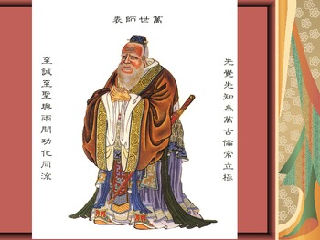 Confucianism Lesson Plan, Activity, Notes, Handout.  History 101