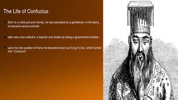 Confucianism PPT.