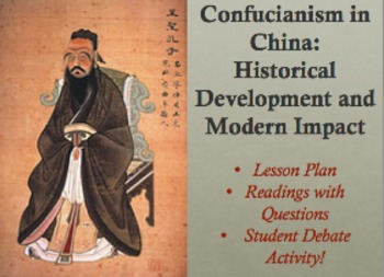 Confucianism in China: Historical Development and Modern Impact