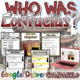 Who was Confucius?  {Digital AND Paper}