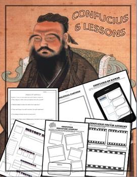 Confucius Social Media Activity 6 Lessons