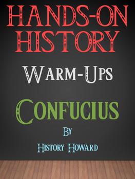 Confucius Warm-Up