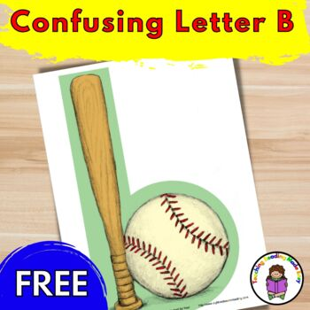 Confusing Letter: The letter b
