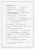 Confusing Words:2 Worksheet
