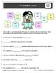 Confusing Words - Common Core Aligned: L.4.1.g (Fourth Grade)