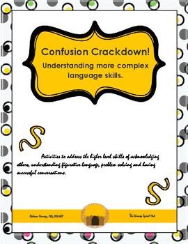 Confusion Crackdown! Understanding More Complex Language Skills
